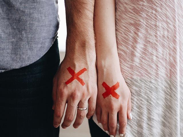 Rozwód a porażka życiowa